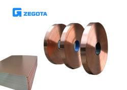 超薄い銅の覆われたアルミニウムシート、多目的アルミニウム覆われたボード