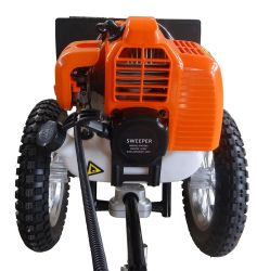Бензин Handpush Snowplow Snowsweeper с колеса