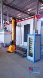 분말 코팅 라인용 전기 제어 시스템