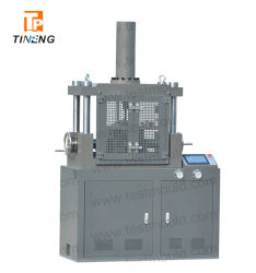 Lw-300b l'affichage numérique barre en acier de machine d'essai de flexion