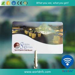 Специализированные печатные 125Кгц считывателем MIFARE чип NFC ПВХ смарт-карт RFID