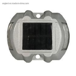 알루미늄 태양 LED 통로 도로 장식 못