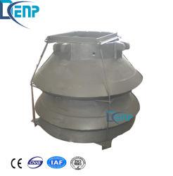 Denp 채광 기계를 위한 콘 쇄석기의 높은 망간 주물 맨틀 사발 강선