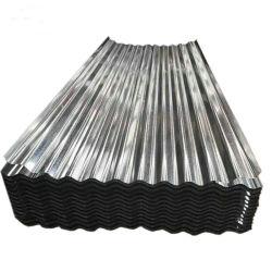 Frequently-Used Corrigated Feuilles en acier galvanisé pour les toitures