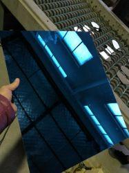 2mm 3mm Blau-Film-Aluminium-LKW/Bus Sideview Rearview-Spiegel