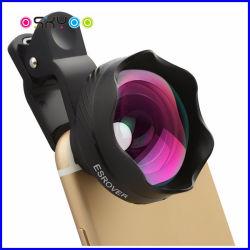 Объектив мобильного телефона глаза рыб 0.7X HD широкоформатный