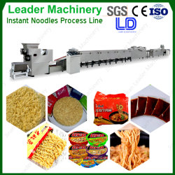 Haute qualité à petite échelle frit Making Machine automatique de la nouille instantanée
