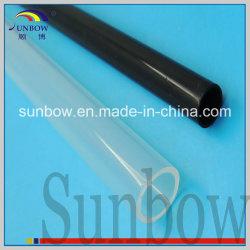 Isolation électrique du tube en téflon PTFE blanc pur Tube en Téflon FEP de tubes en téflon