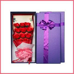 Impresso Dom Flores Flor da Caixa de Papelão Embalagem Caixa de papel Flor Flower caixa de papelão Caixa de transporte de Flores Flores