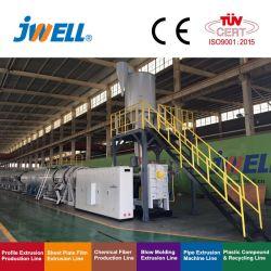 Le plastique PVC PEHD PE PP PPR CPVC/LDPE conduit d'électricité tube/ Tuyau de pression d'eaux usées de l'eau/flexible de gaz/ Profil/l'Extrusion de feuilles &Extrusion prix de ligne de production
