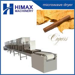 El tabaco microondas industriales Horno de secado de esterilización deshidratada