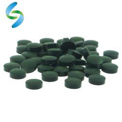 La protéine de haute qualité et la Chlorella Spiruline comprimé organiques naturels
