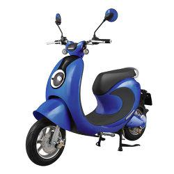 48V20ah elektrisches motorbetriebenes elektrisches Motorrad des Roller-600W mit Form-Entwurfs-elektrischem Fahrzeug