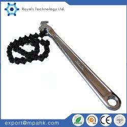 """"""" tubo automatico dell'impianto idraulico di rimozione della tazza di olio della chiave Chain del filtro dell'olio 12"""