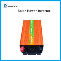 Солнечная энергия инвертор 4000W инвертора солнечной энергии Китая производство DC 24V AC 110 В 240 В бытовой прибор каталитического нейтрализатора