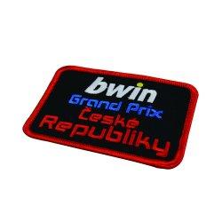 بيع بالجملة والتطريز 3D التصحيح شعار الترويجية صنع الشعار التطريز
