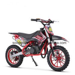 Un alto rendimiento off road Dirt Bike 49cc Mini para niños