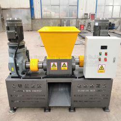 Mini utilisé en alliage aluminium Ferraille les déchets peuvent concasseur concasseur pour la vente de la machine/ aluminium concasseur de rebut