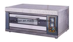 Unidade do forno da cozinha no fogão construído