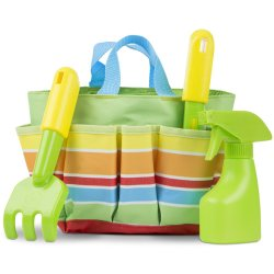 めまいがするおかしなプラスチック園芸工具は子供、4 PCSのためにセットした