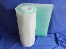 停止スプレー・ブースの排気フィルターガラス繊維の床フィルターを塗りなさい