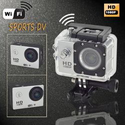오리지널 HD WiFi Gyro 다이빙 방수 비디오 스포츠 액션 카메라 미니 DV
