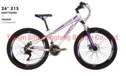 Señora MTB de 26 pulgadas Precio barato de bicicletas Bicicleta de Montaña