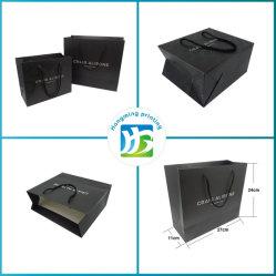 Custom роскошь сумку для бумаги печать с логотипом