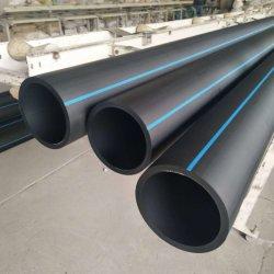 De HDPE de plástico para o tubo de alimentação de água PE100