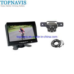 Vue arrière du chariot de vision de nuit / / sauvegarde système de caméra de recul