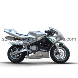 Commerce de gros 49cc Tirez Démarrer Mini Pocket Bike