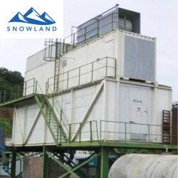 25トン/日の上の薄片の製氷機、情報処理機能をもったタッチ画面の自動単位、高い生産の効率および高品質の氷