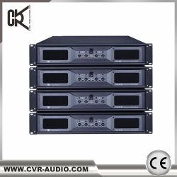 La classe H amplificateur de puissance 4-CH Swiching modèle système DJ de mixage audio