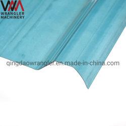 Новая конструкция ПВХ/PC Wave плитки производства ПВХ Line-Roofing лист крыши в разных цветовых