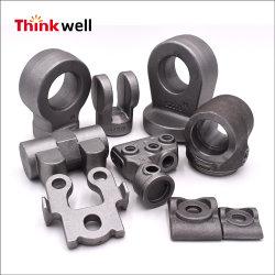 Professional Metal personalizada OEM forja de elementos em aço forjado de peças