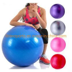 Настраиваемый логотип ПВХ спортзал осуществлять арахис баланс йога шаровой шарнир