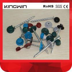 Cabeza paraguas Mango Twist Impermeabilización de cubiertas de las uñas con el tapón de goma