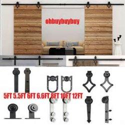 Accessorio di legno del portello scorrevole, accessorio del portello di granaio