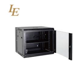 """Computer Da 19"""" Rete Montaggio A Parete In Alluminio Mesh Door Server Rack Storage Cabinets"""