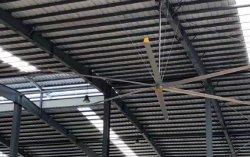 La grande entreprise industrielle Ventilateur de plafond ventilateur de refroidisseur d'air d'échappement grand fan de gros ventilateur avec 7.3m diamètre pour Factrory Ventilaition