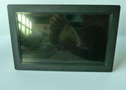 Moldura de fotos digitais com bateria de 9 polegadas
