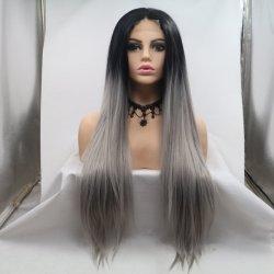 赤ん坊の毛を搭載する熱い販売の小さいレース18-30のインチ100%の人間の毛髪のハンドメイドのブラジルの総合的で完全なレースのかつら