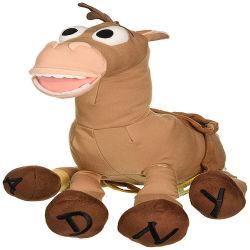 Brown Pony recheadas brinquedo Animal Peluche