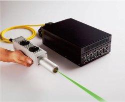 532nm 1W 2W 3W air de refroidissement pour le plastique Laser Vert&marquage en métal