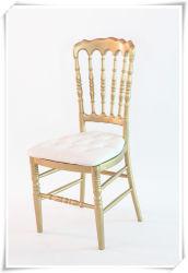 Производство белой Наполеона Складной стул для аренды