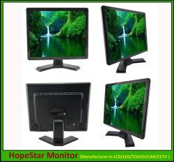 2014 New Product 15 بوصة شاشة CCTV LCD، شاشة اختبار CCTV