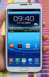 """クォードのCore Android 4.2 Smart Phone 1.6GHz 2GB RAM 16GB ROM 5.5 """" HD Capacitive Screen 3G Mobile Phone"""