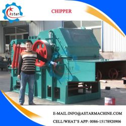 Garden Waste Big Commercial Wood Chipper