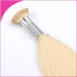 Bâton de colle pointe de l'Italien de la kératine des extensions de cheveux
