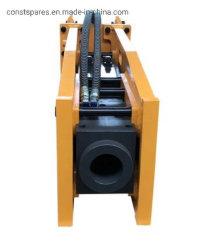 イエンタイの製造者の専門の製造業者の掘削機の構築の機械装置部品の頑丈な地ならし機のための油圧石のブレーカのハンマー